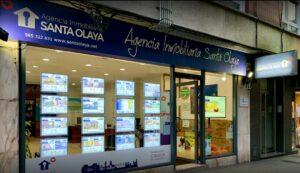 Inmobiliaria Santa Olaya Gijón